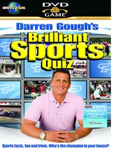 Darren Gough's Brilliant Sports Quiz (DVD)