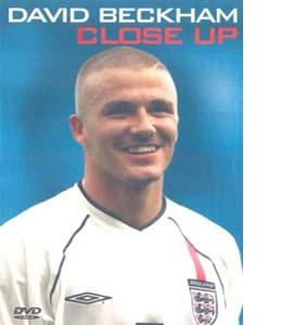 David Beckham: Close Up (DVD)