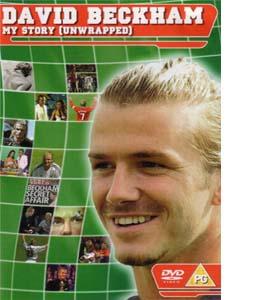 David Beckham - My Story (Unwrapped) (DVD)
