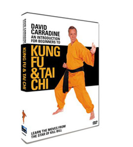 David Carradine - An Introduction For Beginners To Kung Fu And T