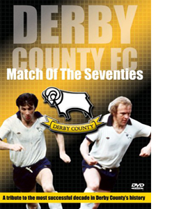 Derby County Match of the Seventies (DVD)