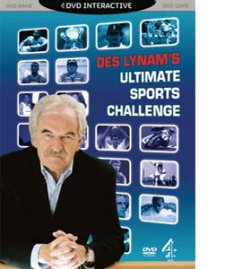 Des Lynam's Ultimate Sports Challenge (DVD)