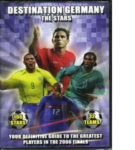 Destination Germany - the Stars 2006 (DVD)