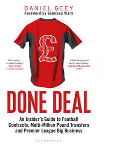 Done Deal - An Insiders Guide into Football Contracts Etc.
