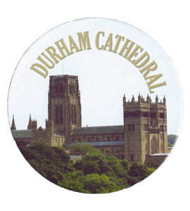 Durham Cathedral Drinks (Coaster)