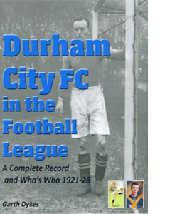 Durham City FC In The Football League