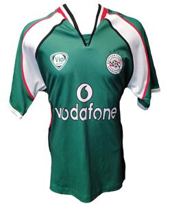 Egypt International 2000/02 Third Shirt
