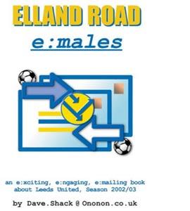Elland Road E:males (HB)