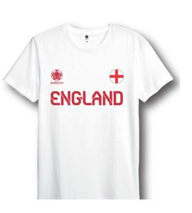 England Euro 2020 Official Mens T-Shirt