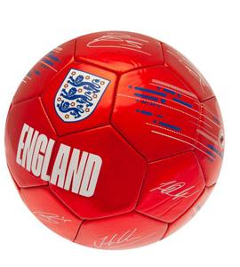 England FA Football Signature RD