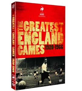 England The Greatest Game 1920-1966 (DVD)