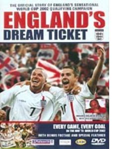 England's Dream Ticket (DVD)