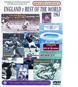 England v The Rest Of The World 1963 (DVD)