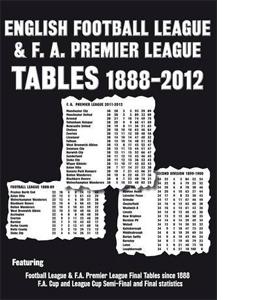 English Football League And F.A. Premier League Tables 1888-2012