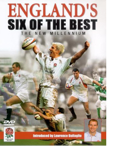 English Rugby's Six Of The Best - New Millennium (DVD)