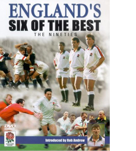 English Rugby's Six Of The Best - The 90s (DVD)