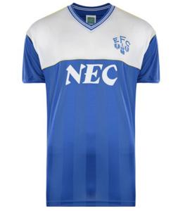 Everton 1986 Home Shirt