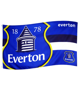 Everton F.C. Flag