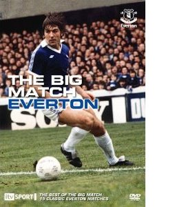 Everton FC: The Big Match (DVD)