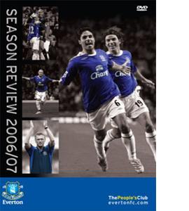 Everton FC - 2006/2007 Season Review (DVD)