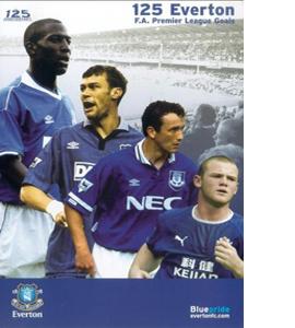 Everton Fc: 125 Everton F.A. Premier League Goals (DVD)