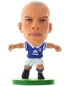 Everton Soccer Starz John Heitinga