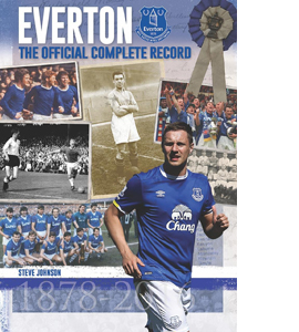 Everton: The Official Complete Record (HB)