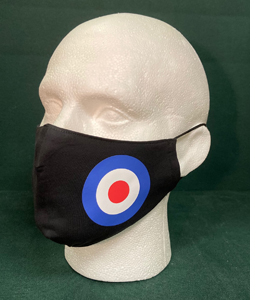 Exclusive Mod Target British (Face Mask)