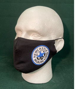 Exclusive Newcastle The Milburn Stand (Face Mask)
