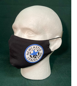 Exclusive Newcastle Fans The Leazes End (Face Mask)