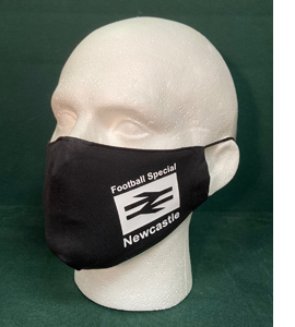 Exclusive Newcastle United Football Special (Face Mask)