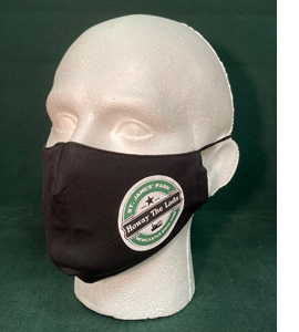 Exclusive Newcastle Howay the Lads Heineken (Face Mask)