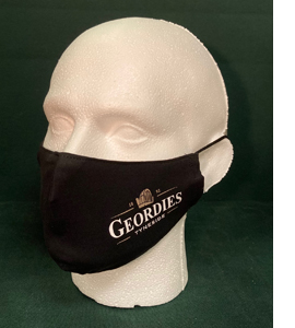 Exclusive Newcastle Geordies Guinness Style (Face Mask)