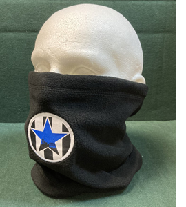 Exclusive Newcastle United Retro Blue Star (Snood)