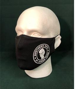 Exclusive Northern Soul, St James Park (Face Mask)