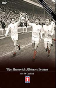 FA Cup Final 1968: West Bromwich Albion v Everton (DVD)