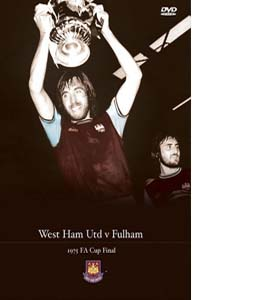 FA Cup Final 1975: West Ham United v Fulham (DVD)