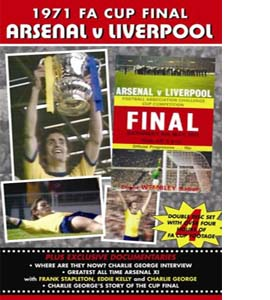 FA Cup Final 1971: Arsenal v Liverpool (DVD)