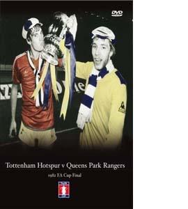 FA Cup Final 1982: Tottenham Hotspur v Queens Park Rangers (DVD)