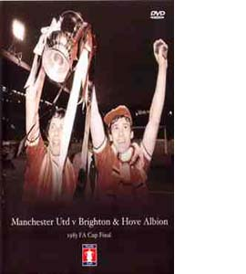 FA Cup Final 1983: Manchester United v Brighton (DVD)