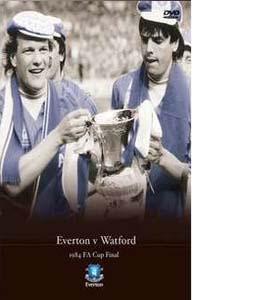 FA Cup Final 1984: Everton v Watford (DVD)