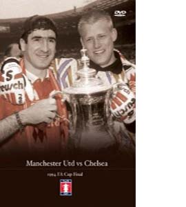 FA Cup Final 1994: Manchester United v Chelsea (DVD)