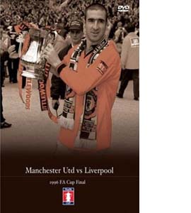 FA Cup Final 1996: Manchester United v Liverpool (DVD)