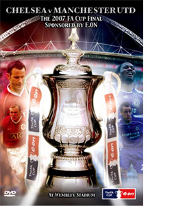 FA Cup Final 2007: Chelsea v Manchester United (DVD)