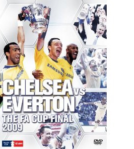 FA Cup Final 2009: Chelsea v Everton (DVD)