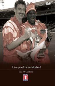 FA Cup Final: 1992: Liverpool v Sunderland (DVD)