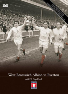 FA Cup Final: 1968 - West Bromwich Albion v Everton (DVD)