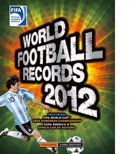 FIFA World Football Records 2012 (HB)