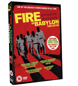 Fire In Babylon - The Tour Edition (DVD)