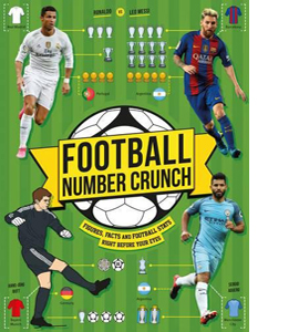 Football Number Crunch: Figures, Facts and Soccer Stat